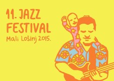 11. jazz plakat